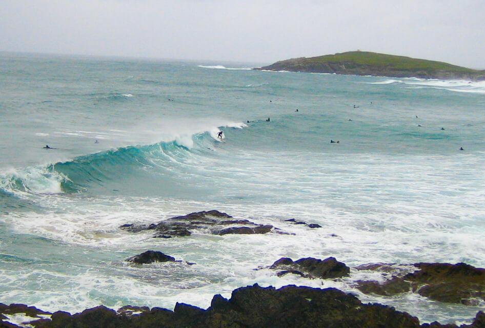 Europas bestes Surfziel, das nur wenige auf dem Schirm haben.