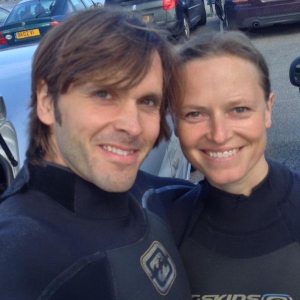 Anne Radke und Veit Jürgens