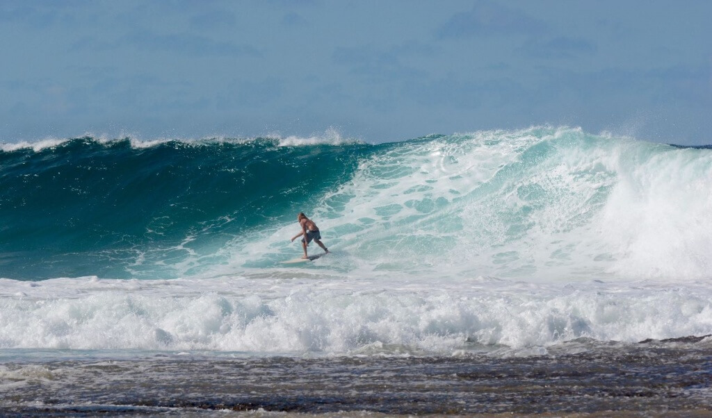 Surfen in Mosambik – Tofo Tofo!