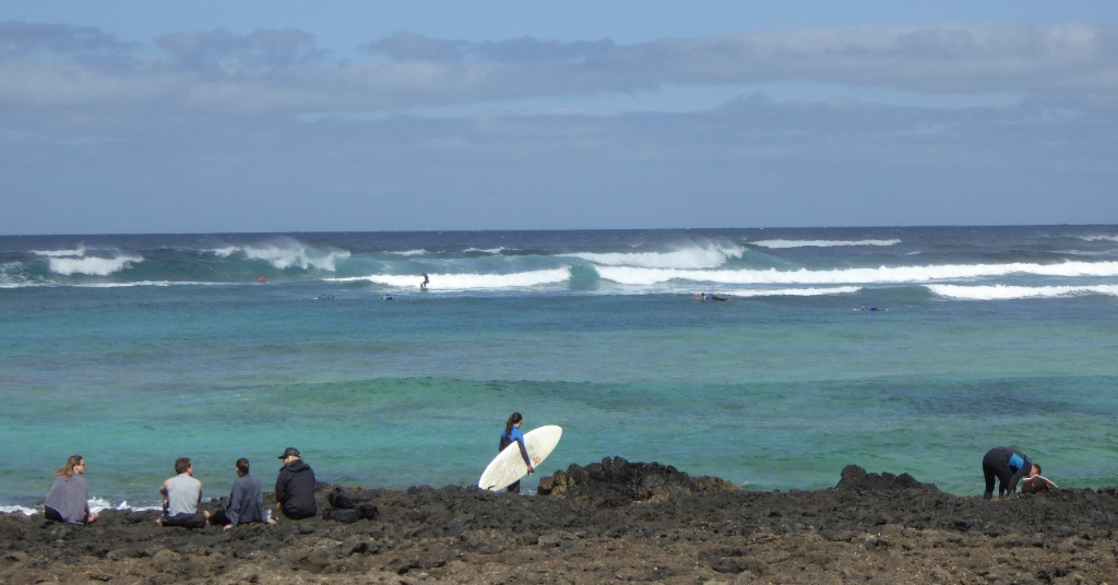 Surfen Fuerteventura North Shore
