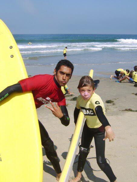 Studieren, Leben und Surfen in San Diego, Kalifornien