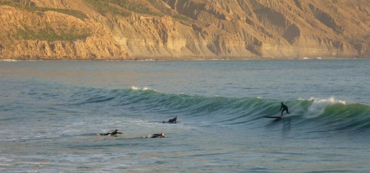 Surfspot Immesouane
