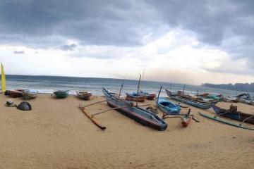 Surfen in Sri Lanka Arugam Bay