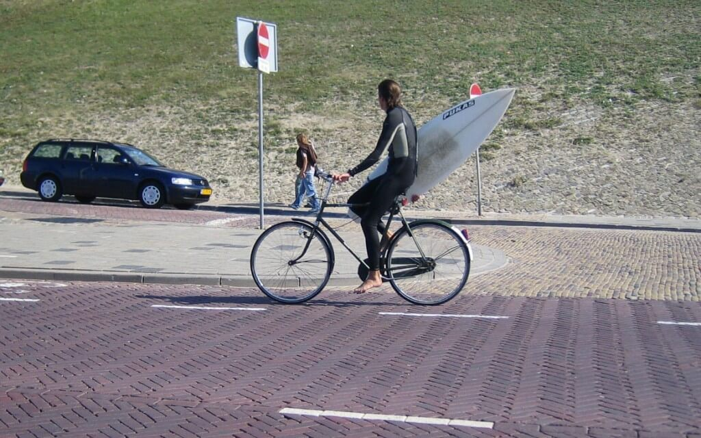 Surfen in Holland – Fun for a day